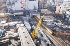 横浜・渋谷・東京…あの駅の工事はいつ終わる?