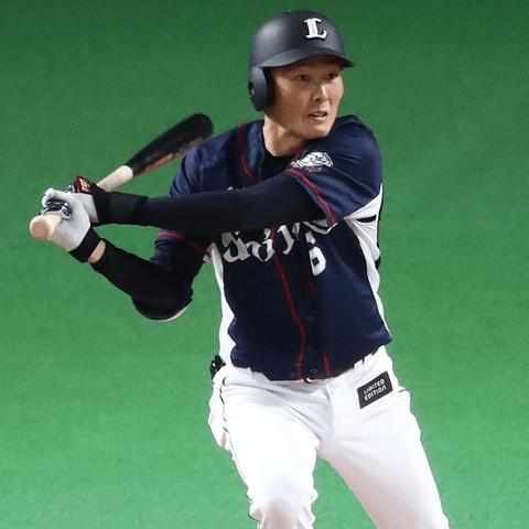 開幕からショートでフル出場の源田壮亮