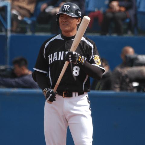 阪神・福留孝介は今年の交流戦にDHとして4試合出場したが、打率.077と苦しんだ