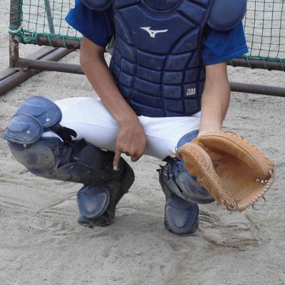 球種、コースなどを指定し、プラスで投球までの間合いを指示する