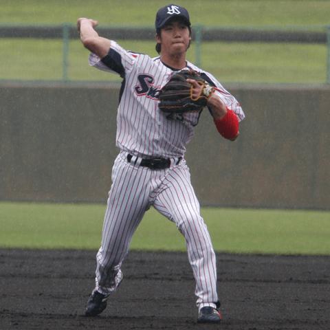 25歳以下のプロ野球選手の中で最も年俸の高い山田哲人(ヤクルト)