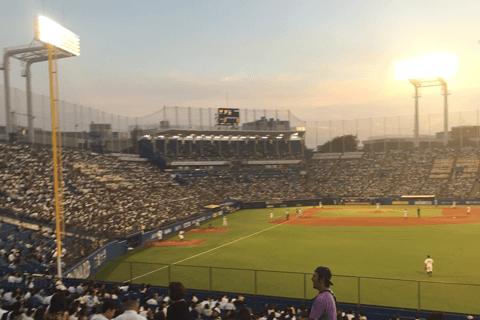 プロ野球を観に行こう! 神宮球場、楽天生命パーク宮城、札幌ドーム、ヤフオク!ドームの楽しみ方