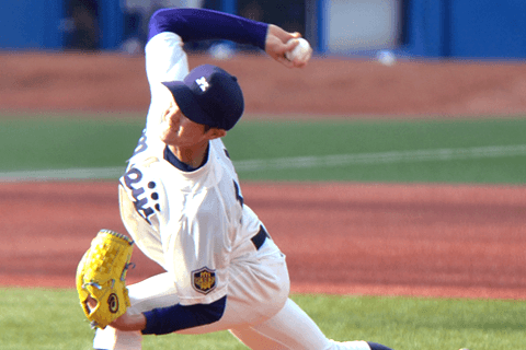 森下暢仁(明治大)、今春5試合連続本塁打の安本竜二(法政大)ら日米大学野球に挑むドラフト候補!